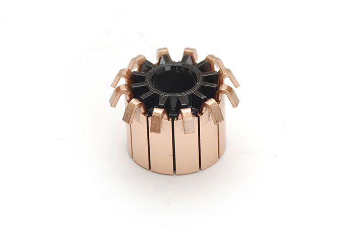 Komutatorji za pomožne motorje