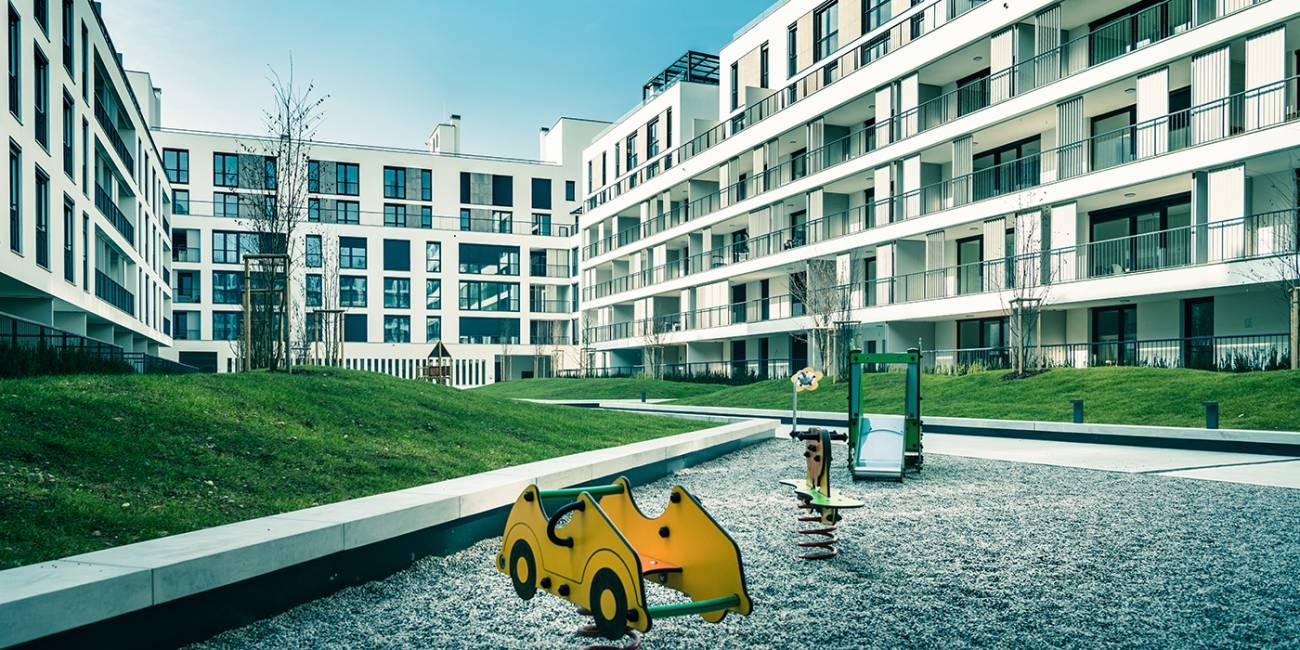 Stanovanjski kompleks Belle Vie Tivoli