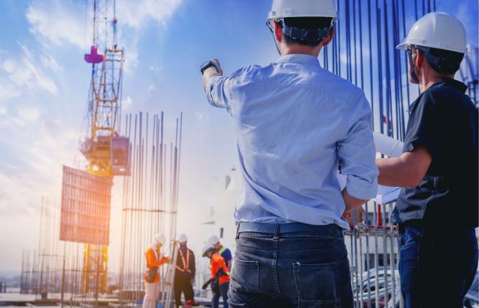 Gradbeni inženir – vodja gradbišča