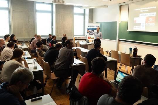 Kolektor Machine Learning Workshop