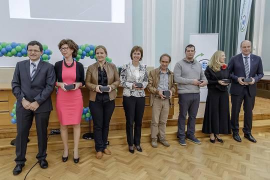 Kolektorju zahvala za sodelovanje z MDSS Nova Gorica