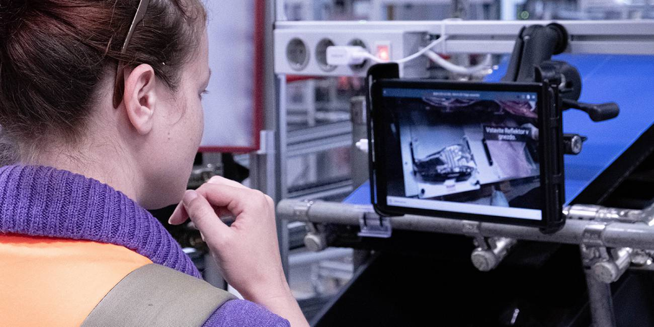 Naše portfeljsko podjetje Viar uspešno digitalizira slovensko industrijo