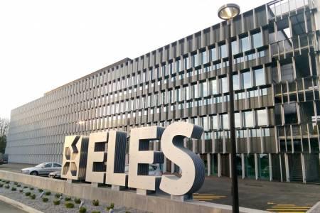 Nadaljujemo z gradnjo tehnološkega središča Eles Beričevo