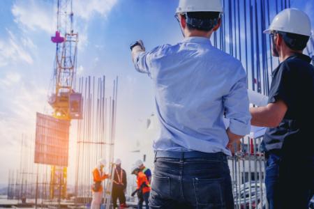 Gradbeni inženir - vodja gradbišča